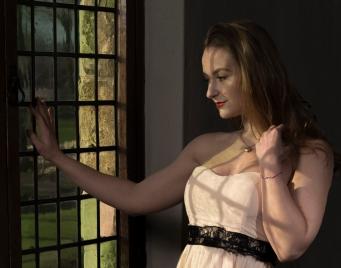Model: Milena Alexova